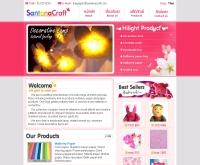 ห้างหุ้นส่วนจำกัด สันทนาแฮนดิคราฟท์ - santanacraft.com
