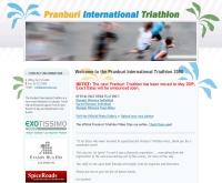 ไตรกีฬาท้าลมปราณบุรี 2550 - pranburitriathlon.com