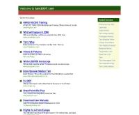 ไทยแลนด์ แอนิเมชั่น แอนด์ มัลติมีเดีย 2007 - tam2007.com
