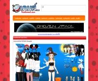 เกมส์แต่งตัววันฮาโลวีน - thaigamez.com/games/dressing_up_game_12