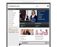 บริษัท เทรนด์ แอดเวอร์ไทซิ่ง เทคโนโลยี จำกัด - trendtechno.com