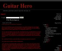 กีตาร์ฮีโร่ - gt-hero.blogspot.com
