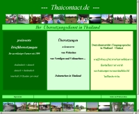 ไทยคอนแทค - thaicontact.de