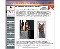 แฟชั่นโคลทติ้งโวลเซลเลอร์ - fashionclothingwholesalers.com