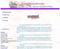 แบบทดสอบวัดผลสัมฤทธิ์ทางการเรียน - bet.obec.go.th/phpmyadmin4/nttest.php