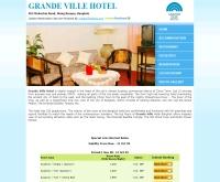 โรงแรมแกรนด์วิลล์ - grandevillehotelbangkok.com