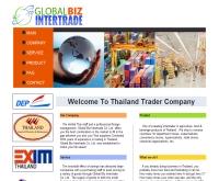 บริษัท โกลบอล บิซ อินเตอร์เทรด จำกัด - globalbizintertrade.com