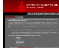 Maverick Technology Co., Ltd. - maverick.co.th