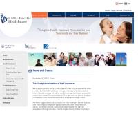 บริษัท แอลเอ็มจี แปซิฟิค เฮ็ลแคร์ จำกัด - lmgpacific.com
