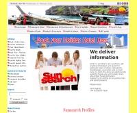 ซันเซิร์ส - sunsearch.in.th