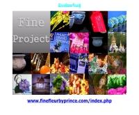 ไฟน์เฟลอร์บายปริ๊นซ์ - finefleurbyprince.com
