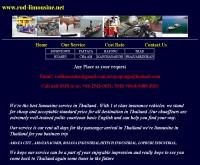 รถลีมูซีน - rod-limousine.net