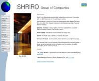 บริษัท ชีร์โร่ โฮลดิ้งส์ (ไทยแลนด์ ) จำกัด  - shriro.com