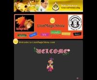 ไลอ้อน เมจิค โชว์ - lionmagicshow.com