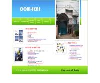 ห้างหุ้นส่วนจำกัด ซี.ซี.เอ็ม.  - ccm-seal.com