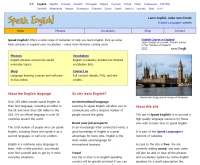 Speak English - speakenglish.co.uk