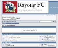 สโมสรฟุตบอลจังหวัดระยอง - rayongfc.com