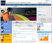 บริษัทหลักทรัพย์ ซีมิโก้ จำกัด (มหาชน) - ktzmico.com