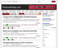 Bookmark Easy - bookmarkeasy.com
