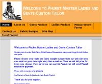 ภูเก็ตมาสเตอร์เทเลอร์ - phuketmastertailor.com