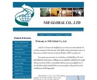 บริษัท เอ็นไอบี โกลบอล จำกัด - nibglobal.com