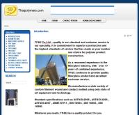 บริษัท ไทยโพลีเมอร์ แอนด์ เอ็นจิเนียริ่ง จำกัด - thaipolymers.com