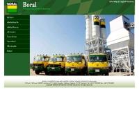 บริษัท บอรอลคอนกรีต(ประเทศไทย) จำกัด  - boral.co.th