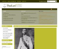 ไทยลอทูเดย์ - thailawtoday.com