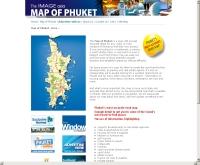 แม็พออฟภูเก็ต - Www.map-of-phuket.com
