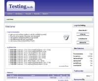 คลังข้อสอบออนไลน์ - testing.in.th