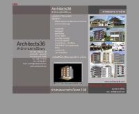 สำนักงานสถาปนิก36 - architects36.com