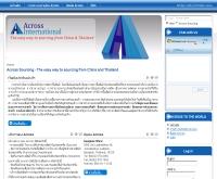 Across Sourcing - acrosssourcing.com