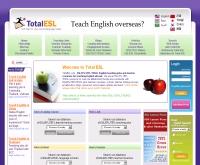 โทเทิ่ลอีเอสแอล - totalesl.com