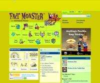แฟคท์มอนสเตอร์ - factmonster.com