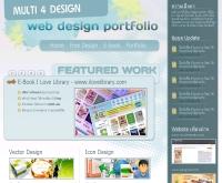 มัลติโฟไดไซน์ - multi4design.com
