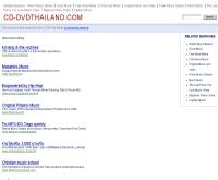 ซีดี ดีวีดีไทยแลนด์  - cd-dvdthailand.com