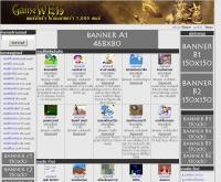 ศูนย์รวมเกมส์แฟลช กว่า2000 เกมส์ - gameweb.in.th/