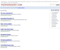 ปูเป้ รีสอร์ท  - poopaeresort.com