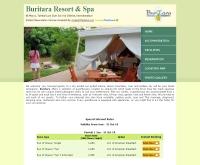 บุรีธารา รีสอร์ท แอนด์ สปา - buritarasparesortkanchanaburi.com