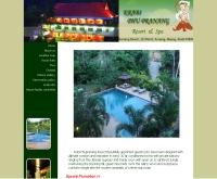 กระบี่ ภูพระนาง รีสอร์ท แอนด์ สปา  - hideawaykrabiphupranang.com