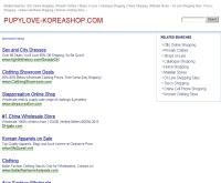 ปูปี้เลิฟ-เกาหลีชอบ - pupylove-koreashop.com/