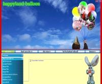 Happyland Ballon - happyland-balloon.com