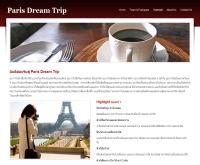 ปาีรีสดรีมทริป เป็นบริษัททัวร์นำเที่ยวขนาดเล็ก - parisdreamtrip.com
