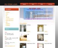 บริษัท เอ็ม.ซี.อินเตอร์ดีไซน์ จำกัด - mc-inter.com