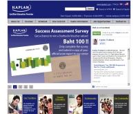 สถาบันเตรียมสอบแคปแพล่น - kapstar.com/kaplan