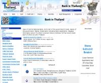 Bank in Thailand - bankthailand.financethailand.info/