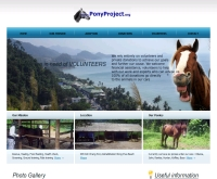 Pony Project - ponyproject.org
