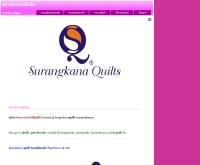 สุรางคนาผ้าด้นมือ (Surangkana Quilts) - tarad.com/bedspread