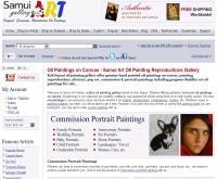 Koh Samui Oil Painting Gallery - samui-art-gallery.com/