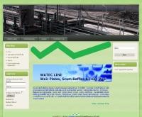 Watec Line ระบบบำบัดน้ำเสีย - watecline.com
